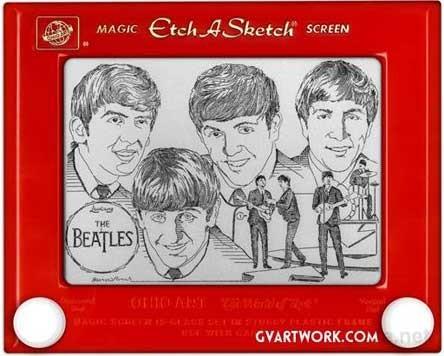 Волшебный экран: Classic 19 см - Etch-A-Sketch