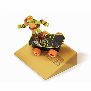 Черепашки Ниндзя: Суперскейт с рампой, без фигурки - Playmates Toys