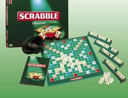 Настольная игра: Скрэббл (Scrabble) Оригинал - Mattel