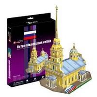 3D пазл: Петропавловский собор - CubicFun