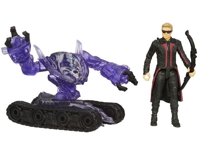 Avengers: Мини-Фигурка мстителя Соколиный глаз - Hasbro