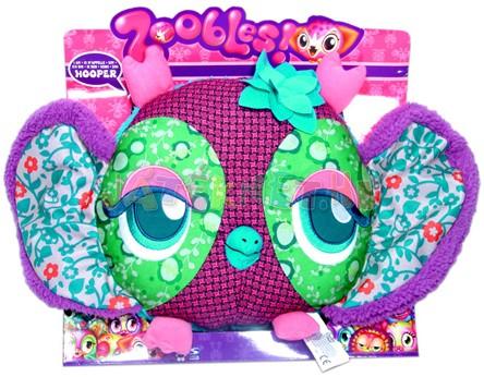 Игрушка Большой Zoobles плюшевый Hooper