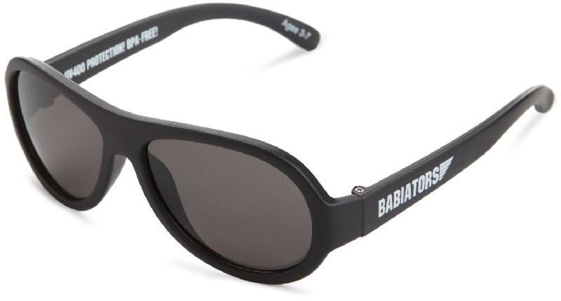 Солнцезащитные очки, Babiators Black Ops Black, 3-7+ лет