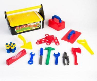 Игровой набор Строитель № 4 - Совтехстром