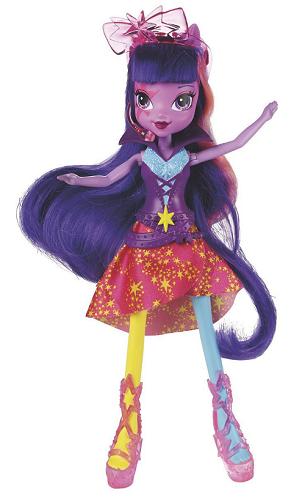 MLP: Equestria girls Collection 3994 Кукла Сумеречная искорка - Hasbro