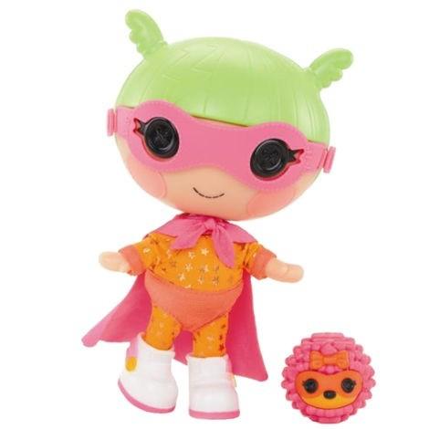 Лалалупси Литтл: Кукла Супер герой - MGA