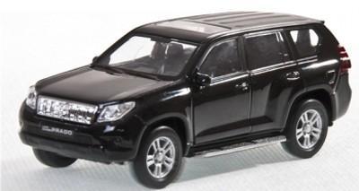 Модель машины Toyota Land Cruiser Prado - Welly