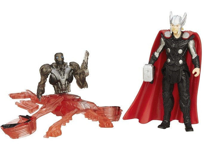 Avengers: Мини-Фигурка мстителя Тор - Hasbro
