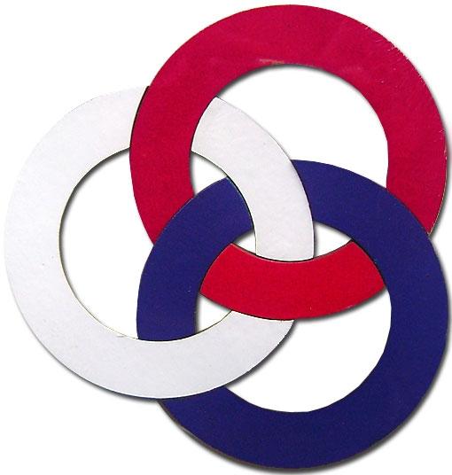 Три кольца - Развивающие Игры Воскобовича