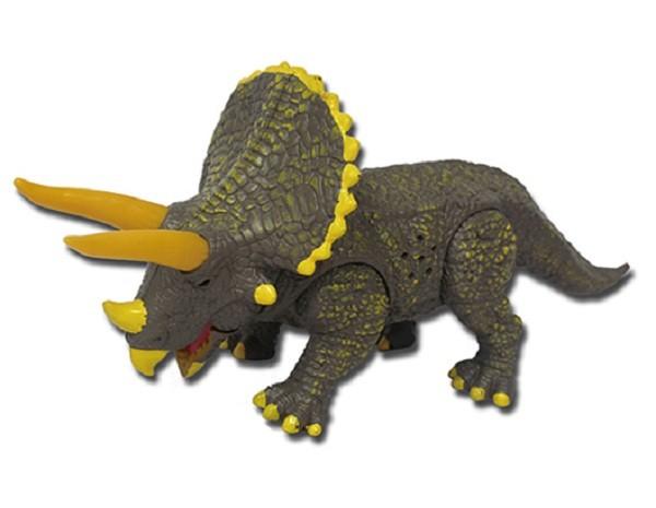 Фигурка: Трицератопс со звуковыми и световыми эффектами – Dragon-i