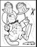 Уменьшалки: Праздничный набор Клоуны 3 - Wizard Limited