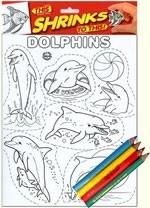 Уменьшалки: Коллекционный набор Дельфины - Wizard Limited