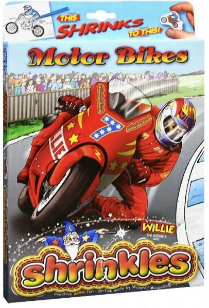 Уменьшалки: Подарочный набор Мотоциклы - Wizard Limited