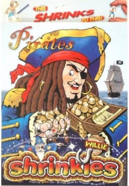 Уменьшалки: Подарочный набор Пираты - Wizard Limited