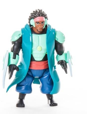 Big Hero 6:  Фигурка 10см Васаби Ноу Джинждер - Bandai