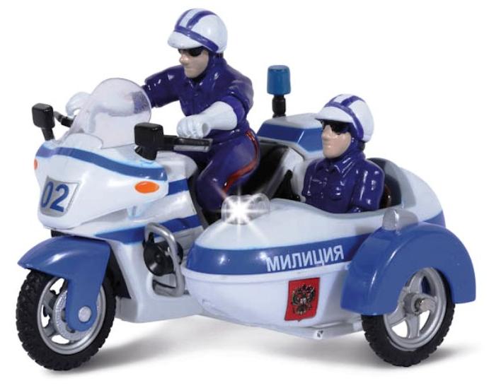 Игрушечный Мотоцикл, Милиция – Технопарк