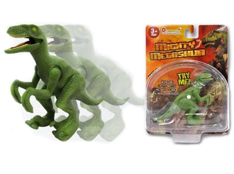 Заводная фигурка динозавра Велоцираптор - Dragon-I