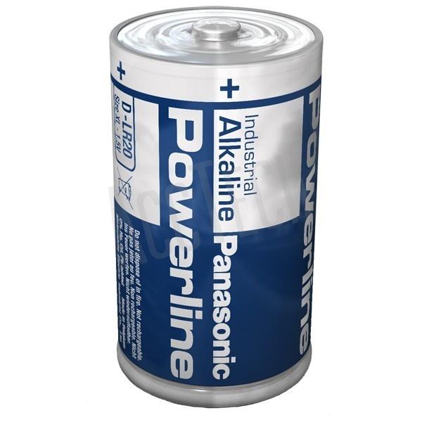 Элемент питания: Panasonic Poverline LR20AD
