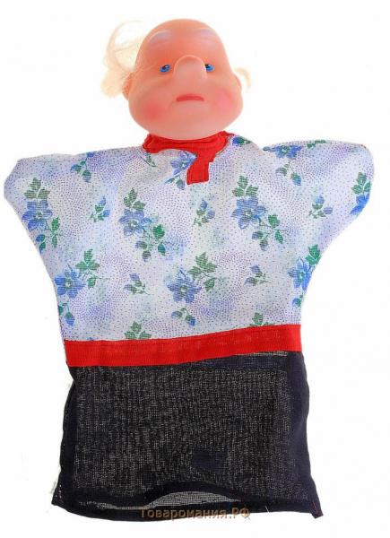 Кукла-перчатка Дед – Русский стиль