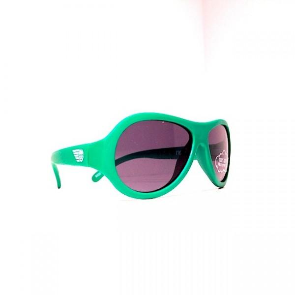 Солнцезащитные очки, Babiators Go Time Green, 3-7+ лет