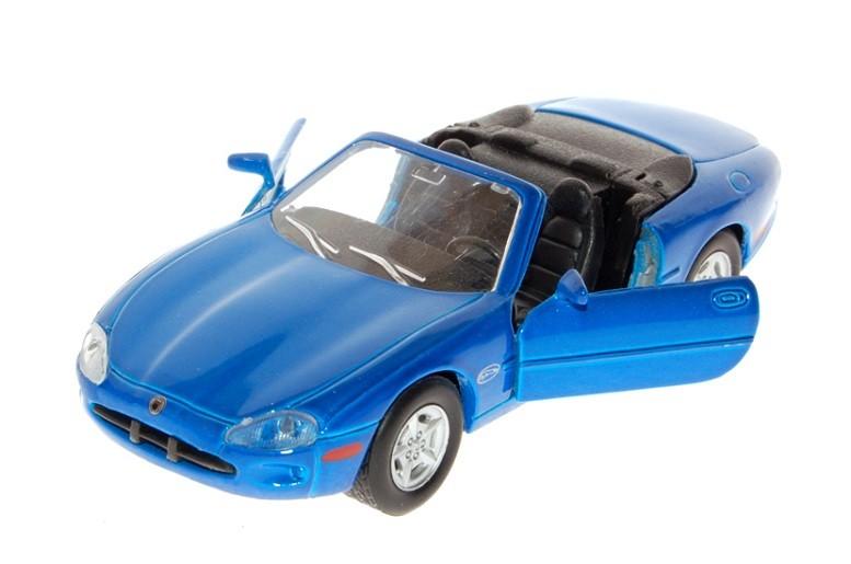 Модель машины Jaguar XK8 (Convertible) - Welly
