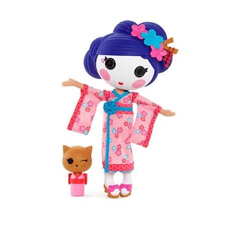 Лалалупси: Кукла Юки (Японка, Сакура) - MGA