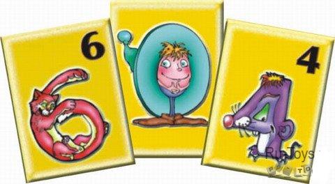 Забавные цифры - Развивающие Игры Воскобовича