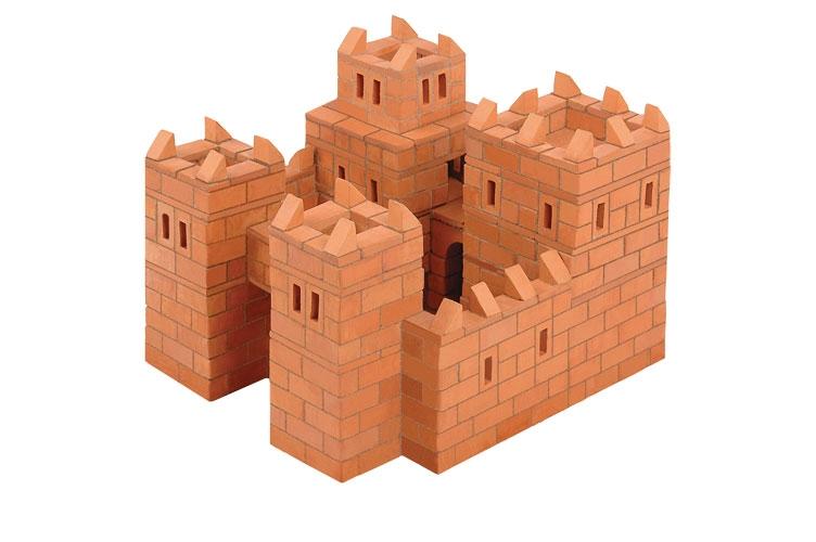 Керамический конструктор: Замок - Брикник
