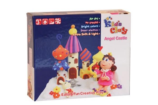 Пластилин Kid's clay: Замок Ангелочка - Five stars