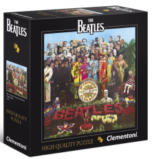 Пазл: The Beatles: Sgt. Pepper`s Lonely Hearts Club Band, 289 элементов - Clementoni - ИграНаДом.ру